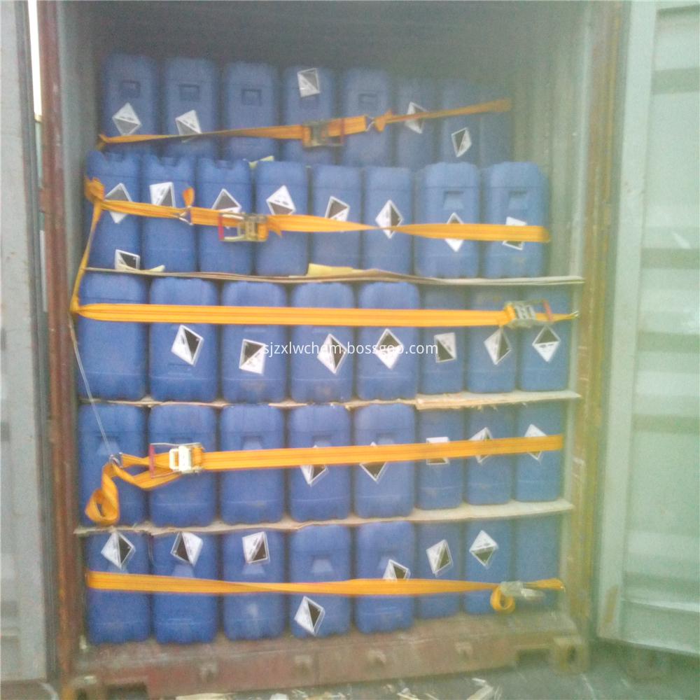 Sulfuric Acid in 1000L IBC Drum