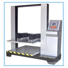 Electronic Corrugated Carton Compression Tester With Computer Servo Control