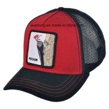 Woody Wood Trucker Strapback Baseball Cap