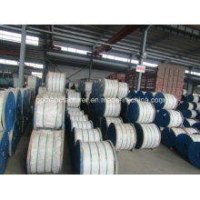 Hot DIP galvanizado Guy Wire, hilo de acero, Stay Wire Strands