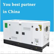 Generador de motor de 30kva USA tipo silencioso de alta calidad (precio de fábrica)