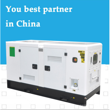 25kva diesel generator price Ricardo diesel engine silent/open type high quality(OEM Manufacturer)