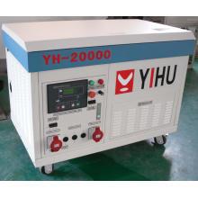 15 кВт генератор бесщеточного бензина / 15 кВА бензиновый генератор (TG18000LDE)