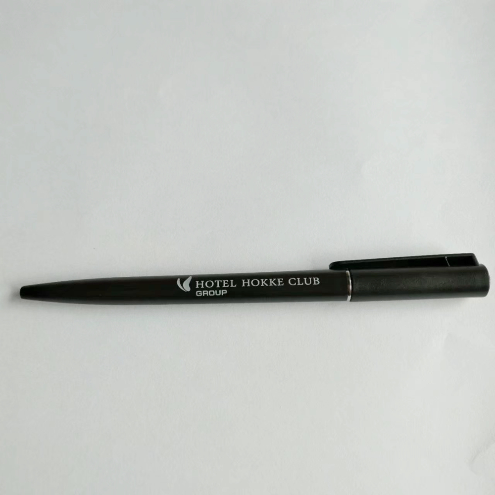 Customized Most Popular Plastic Hotel Pen