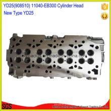 11040-Eb300 11040-Eb30A 11039-Ec00A Yd25 Zylinderkopf für Nissan