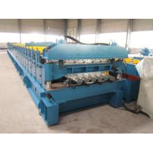 Double-Layer-Dachziegel machen Maschine/double Layer Ziegel Dach Roll Umformmaschine