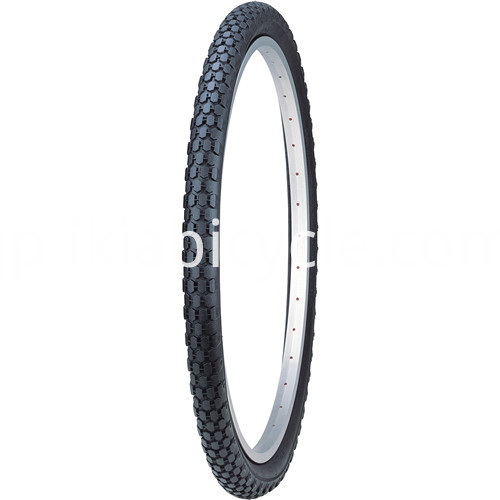 MTB Black Bike Tire Tube