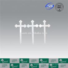 Croix de religieuse en bois, usine gros croix chrétienne de bon marché