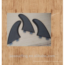 wholesale High quality plastic G5 surf fins /wakeboard fins