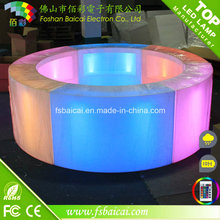 LED Bar Tisch beleuchtet LED Bar Counter Design