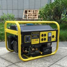 BISON (CHINA) Generador de LPG Fuente de fábrica Gasolina de gas Doble uso Generador LPG portátil