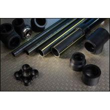 Похороненные полиэтиленовые трубы для подачи газообразных топлив и фитингов