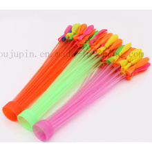 OEM Summer Plastic Inflatable Inject Water Balloon Toy