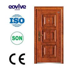 Oberflächenveredelung amerikanischen Design Stahl Tür als Sicherheit Möbel