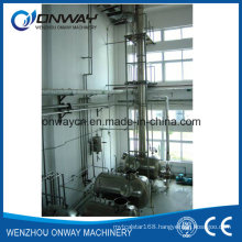 Jh Hihg Efficient Factory Price Stainless Steel Solvent Acetonitrile Ethanol Alcohol Distillery Equipments Moonshine Equipment