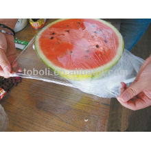plastic wrap pvc cling film food grade