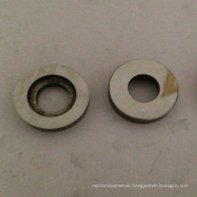 Wear Resistant Ring Blanks of Cemented Carbide