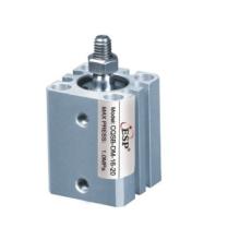 ESP installation facile Cylindres pneumatiques fins de la série compacte CQS