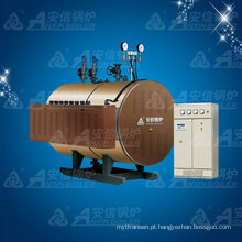 Caldeira de vapor elétrica indústria horizontal