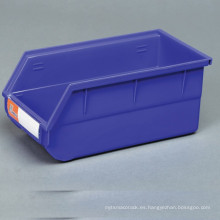 Almacén de almacenamiento Contenedores de plástico de pared