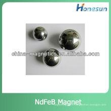 aimant en néodyme n35 balles D3mm-D5mm