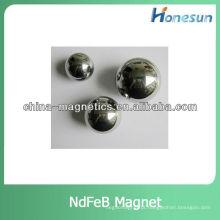 ímã de neodímio N35 bolas D3mm-D5mm
