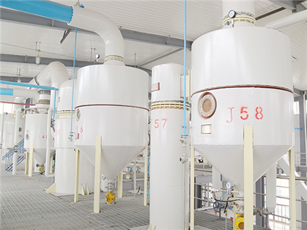 Cottonseed Oil Evaporator