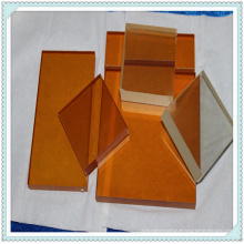 Ventana Multi-Espectral Zns Mgf2 CaF2 Ge IR Material Ventanas