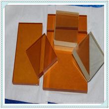 Janela Multi-Spectral Zns Mgf2 CaF2 Ge Material IR Windows