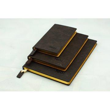 Neuer Entwurfs-Qualitäts-kundenspezifisches gebundenes Briefpapier-Notizbuch