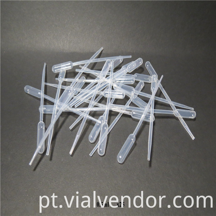 05ml Disposable Plastic Pasteur Pipette