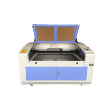 Low price rubber stamp co2 laser engraving machine