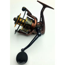 Fournitures de haute qualité Micro pêche pêche au gros moulinet Aluminium bobine produits de la pêche