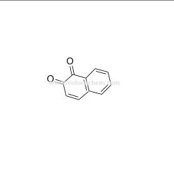 Cas 524-42-5 1,2-Naphthoquinone for Anti diabetes