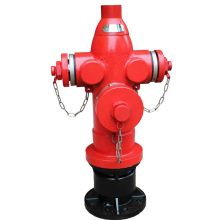 Cast Iron Pillar Fire Hydrant