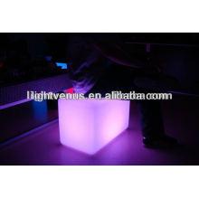 Allumez les meubles led acryliques