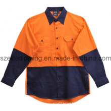 High Visibility Australia Safety Shirt (ELTHVJ-35)