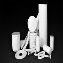 Sợi dây Ceramic Fiber, Băng & dệt may