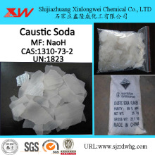 Caustic Soda Flakes 99% Cena