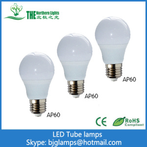 7W LED Light Bulbs of Asia Factory