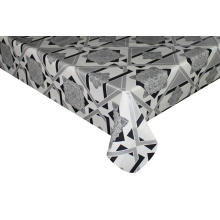 Elegant Fabrics Tablecloth with Non woven backing