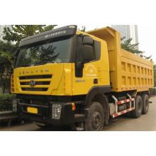 Hecho en China Iveco Genlyon 6X4 Dump Truck