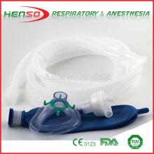 Kit de circuit respiratoire d'anesthésie HENSO