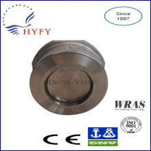 Top brand and Reliable stainless steel flange check valve