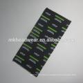 warm polyester printed seam headbands