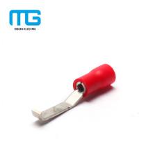 Diferentes tipos de tamaños Conector de terminal de hoja de cobre con aislamiento de PVC de tamaños
