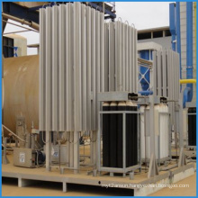 2014 High Pressure Argon Nitrogen Gas Filling Station Skid (SEFIC-400-250)
