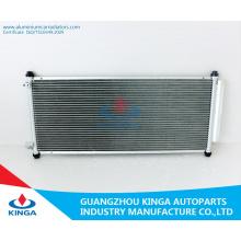 Effiziente Kühlung Honda Auto Kondensator für Fit '03 Gd1 / Jazz (02-)