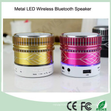 2016 Hot Selling Metal Wireless LED Bluetooth Speaker (BS-118)