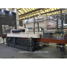 Factory supply glass straight line miter edging machine